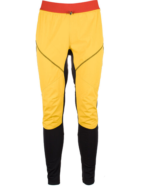 La Sportiva Argo Pants Men Yellow/Black